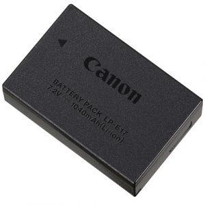 Bateria de Íons de Lítio da Canon LP-E17