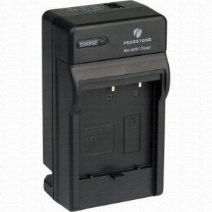 Pearstone EN-EL3E Carregador Compacto p/ nikon