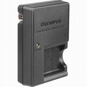 Olympus LI-41C Carregador de Bateria de Íons de Lítio