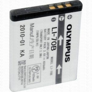Olympus LI-70B Bateria Recarregavel de Íons de Lítio