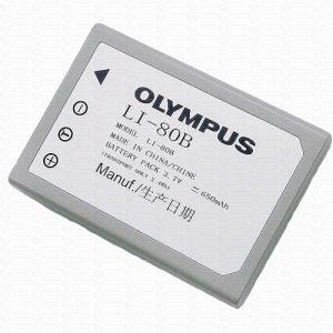 Olympus LI-80B Bateria de Íons de Lítio Recarregavel p/ Cameras Digitais T-100