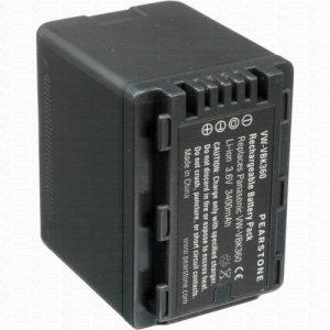 Pearstone VW-VBK360 – Pack de Bateria de Íons de Lítio p/ panasonic