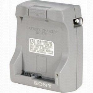 Sony BC-TRF Carregador AC Portátil p/ Baterias de Íons de Lítio Série F
