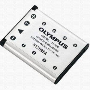 Olympus LI-42B – Bateria de Íons de Lítio (3.7V, 740mAh)