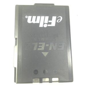 eFilm Nikon EN-EL2 – Bateria Recarregavel Li-ion (3.7v 1000mAh)